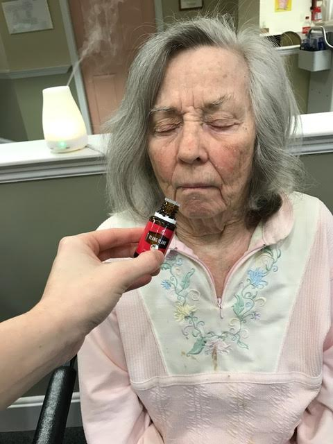 Aromatherapy for Seniors