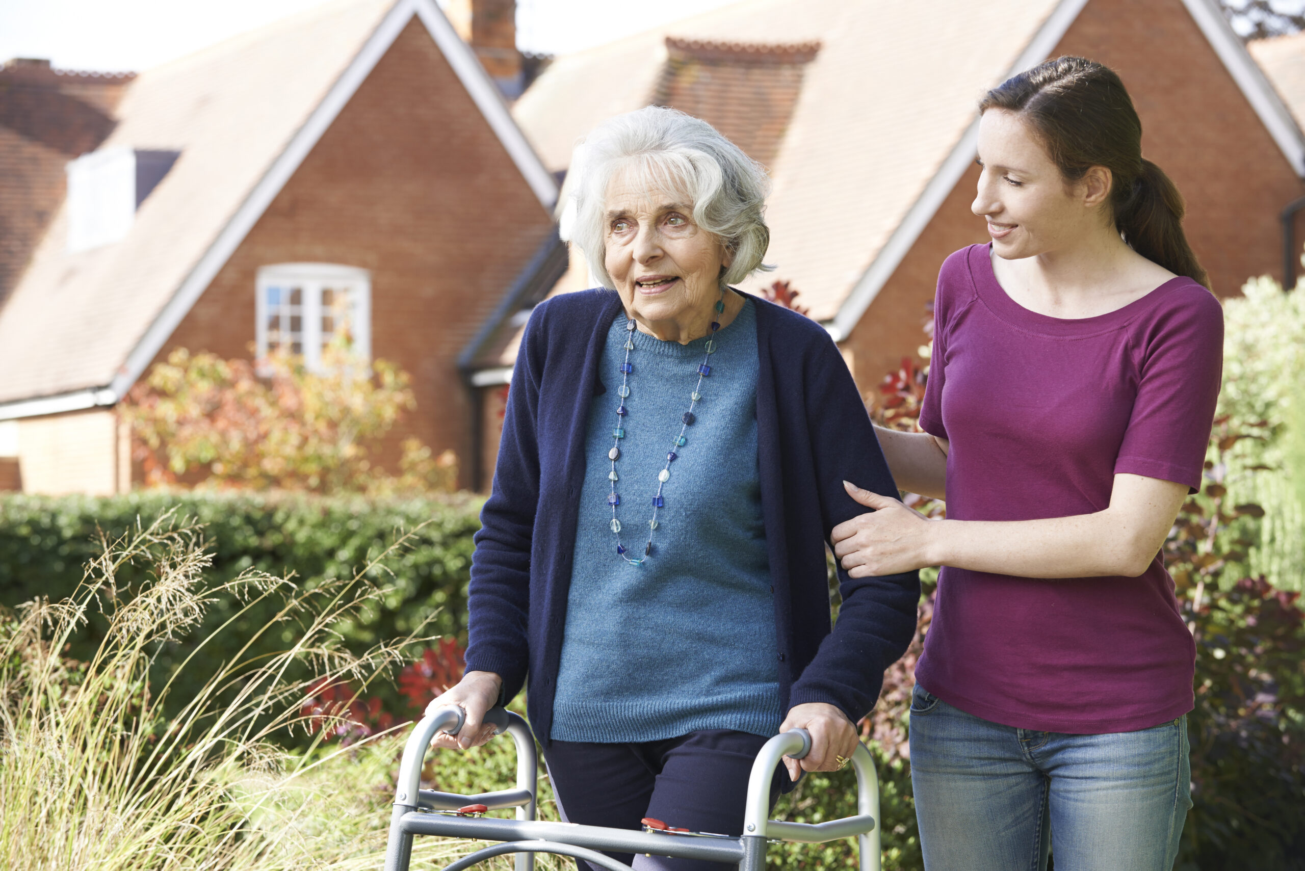 How to Help Seniors Stay in their Home