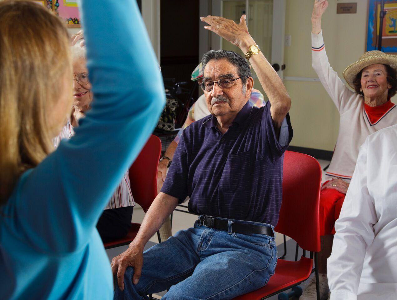 Exercise Programs for the Elderly