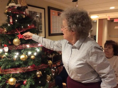 Celebrating Christmas with Memory Loss