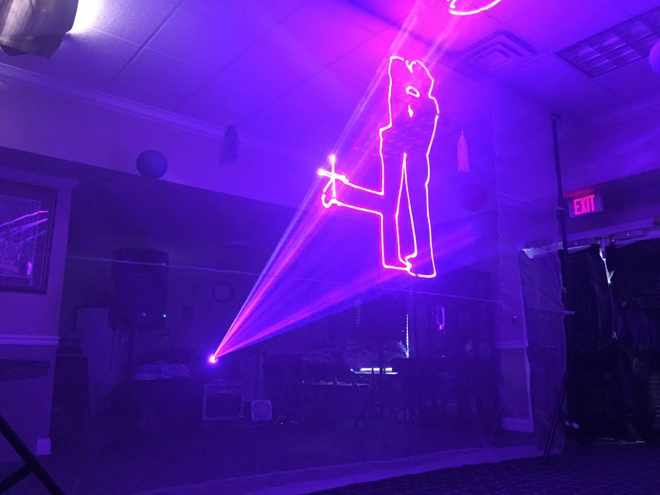 Laser Art Show 9