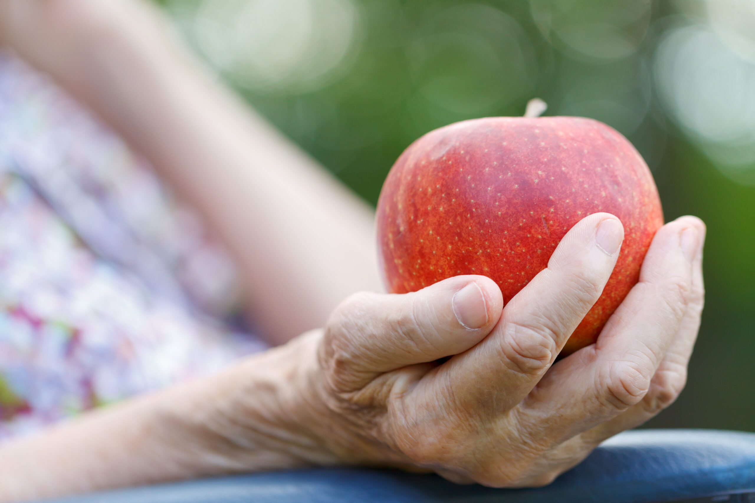 Dementia and Swallowing Difficulties