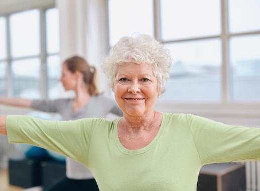 Motivating Seniors to Exercise