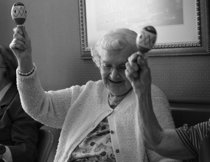 Music Therapy for Elderly Citizens