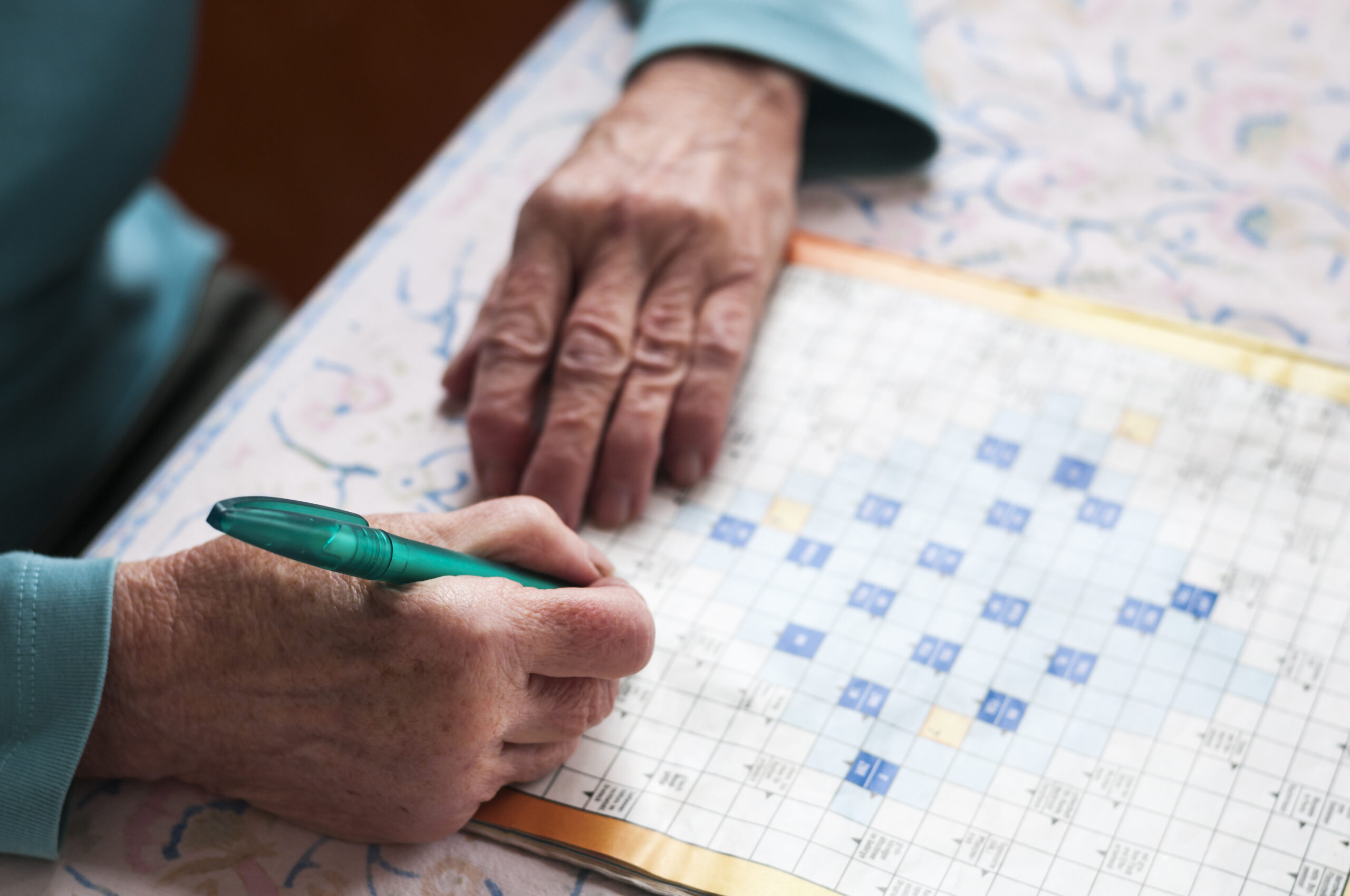 The Benefits of Brain Games for Seniors