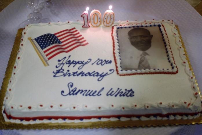 Sam White Cake